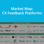 Market Map: CX Feedback Tools