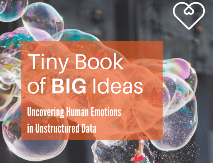 Cover Image - Human Emotion in Unstructured Data