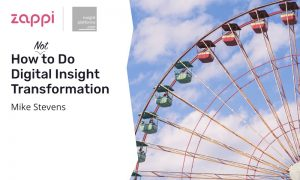 How Not to do Digital Insight Transformation ebook