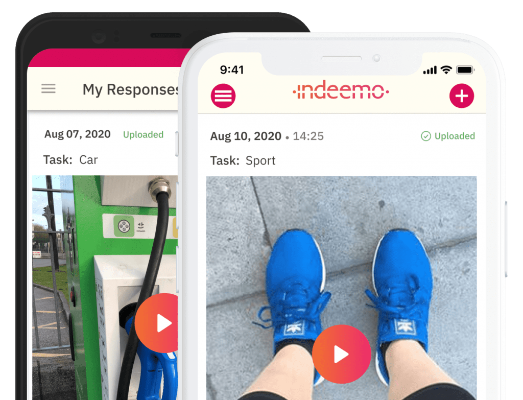 Indeemo app screenshot - Insight Platforms