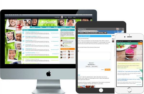 Together Multi Device platform