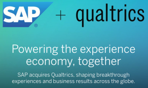 SAP & Qualtrics UX software