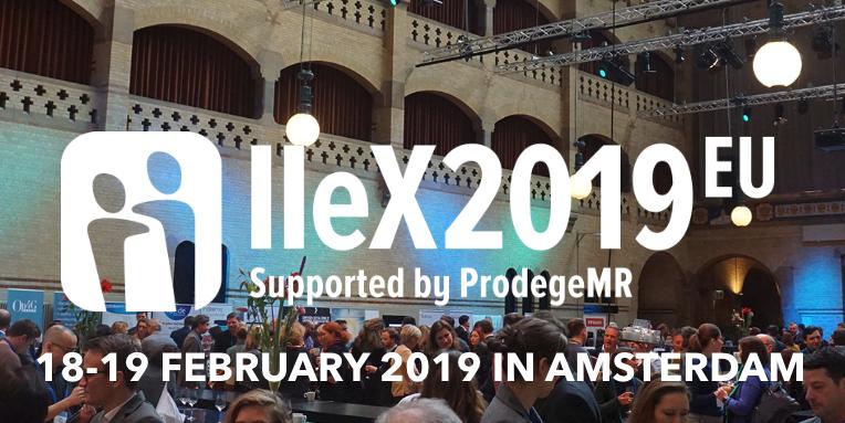 IIEX EU 2019 insight platforms