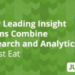 How leading insight teams combine research and data analytics – part 2: Just Eat