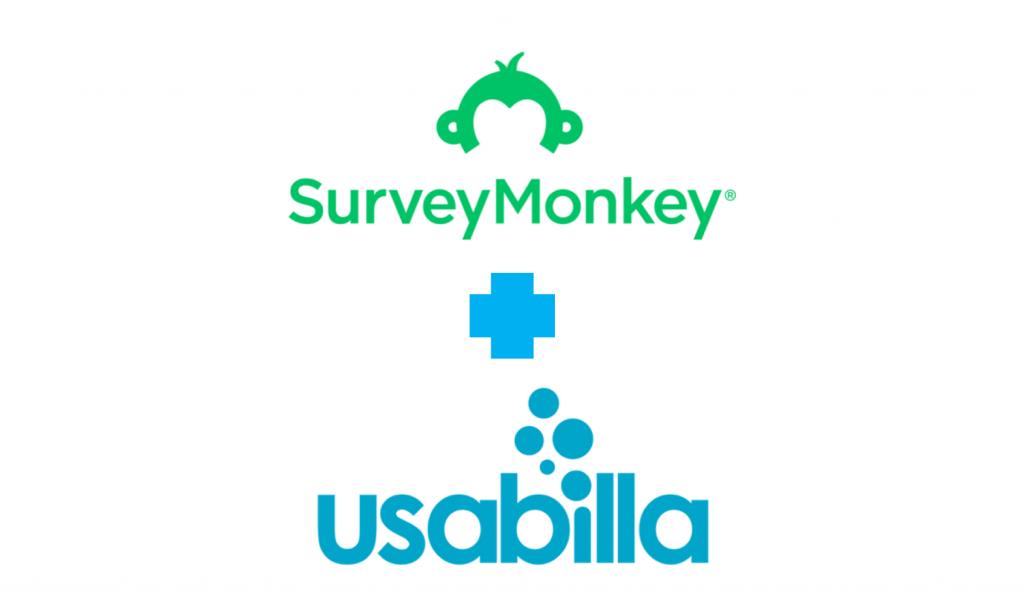 SurveyMonkey + Usabilla
