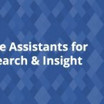 Voice Assistants for Research & Insight