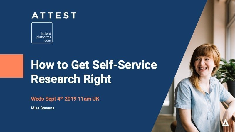 The Guide to Self Service Research - Cover - Insight Platforms