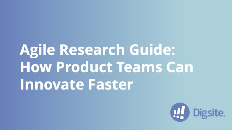 Agile Research Guide - Insight Platforms