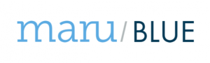 Maru Blue Logo Landscape - Insight Platforms