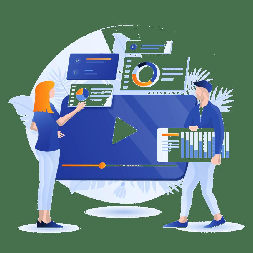 Community Summit Illustration 4 - Insight Platforms