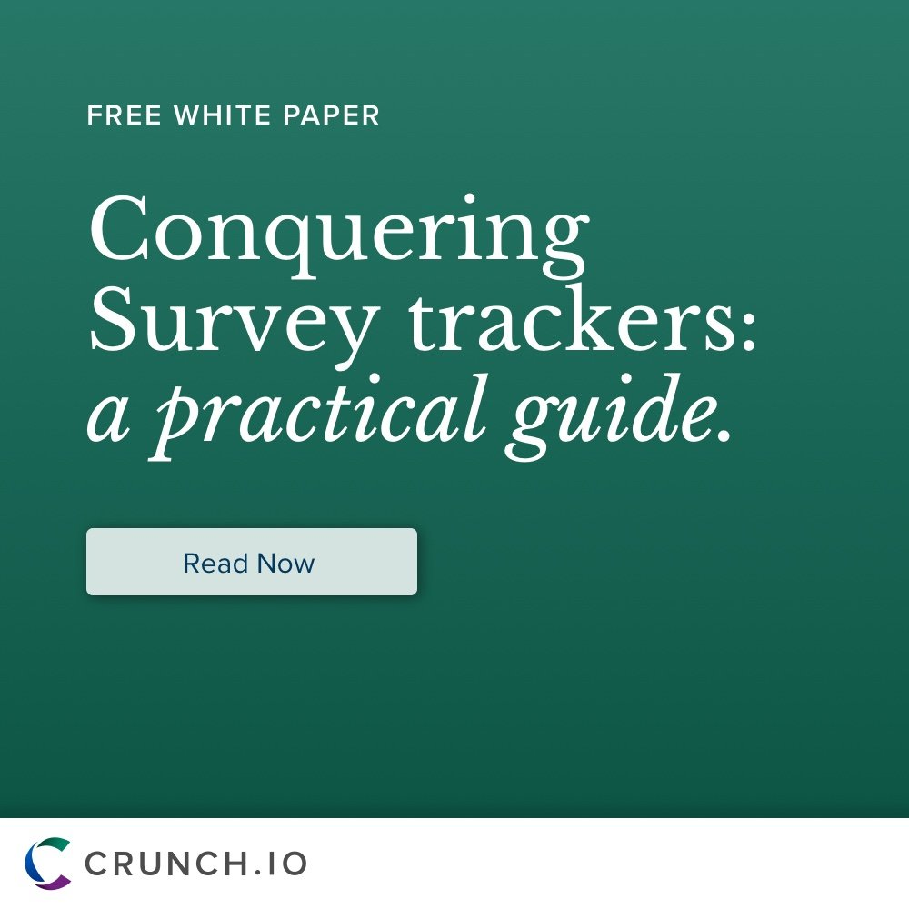 Crunch-io Conquering_trackers_ad - Insight Platforms