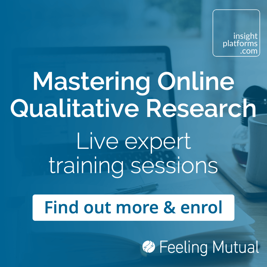 Mastering Online Qual Course Square Ad 2 - Insight Platforms