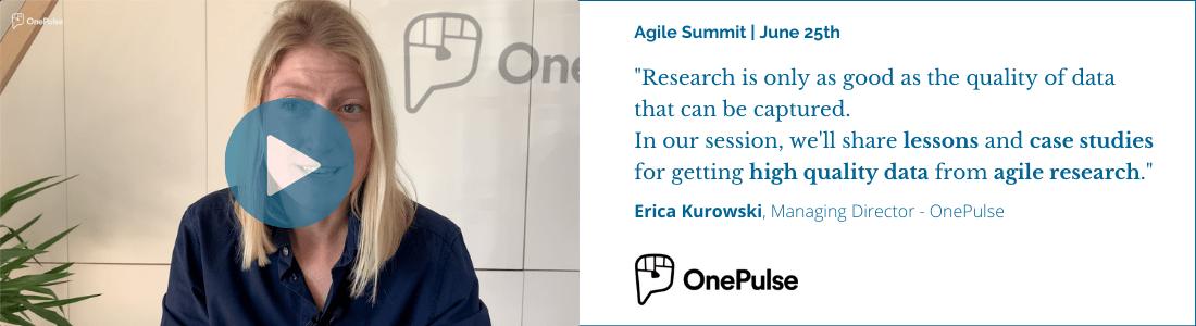 OnePulse Agile Summit Video Panel - Landscape