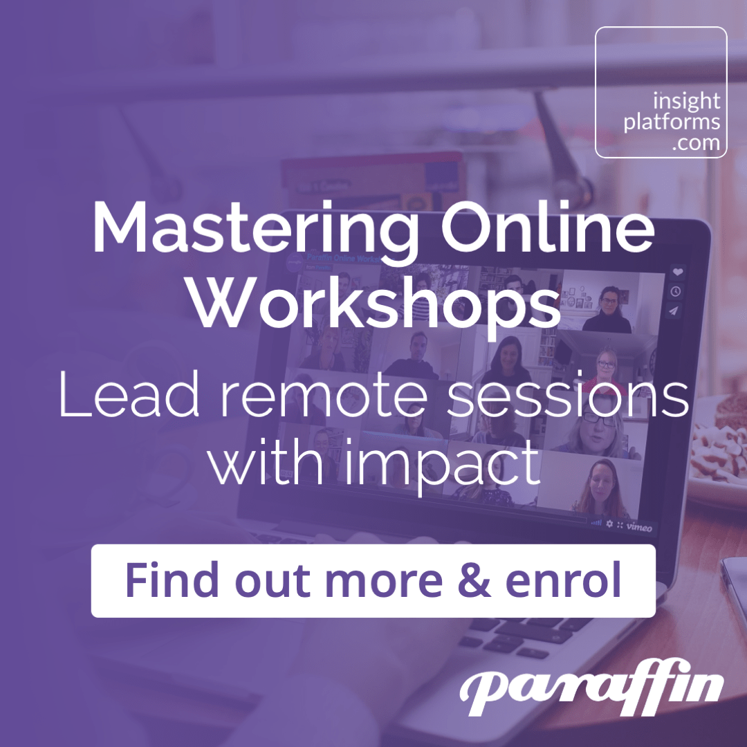 Mastering Online Workshops Course Square Ad 1 - Insight Platforms