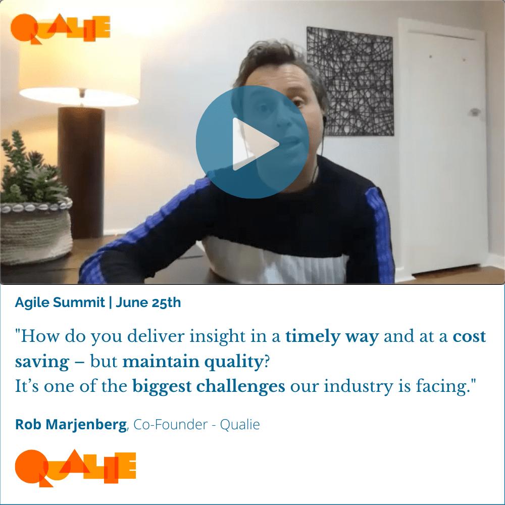 Qualie Agile Summit Video Panel - Square