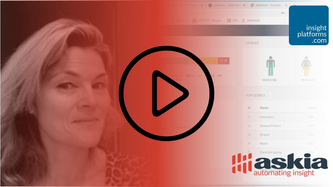 Askia Demo - Insight Platforms
