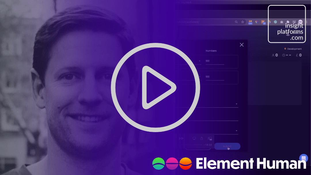 Element Human Demo - Insight Platforms