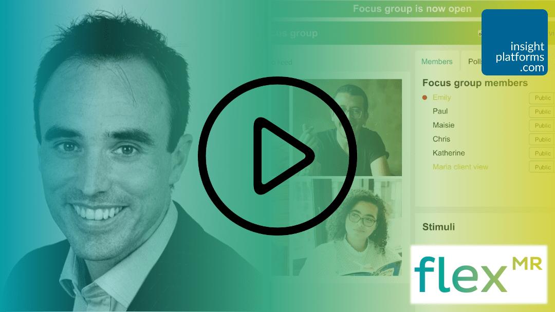 FlexMR Demo - Insight Platforms