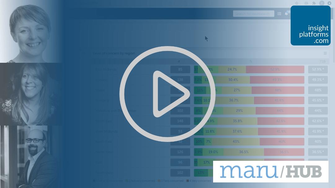 Maru-HUB Demo - Insight Platforms