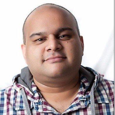 Nathan Pereira Headshot