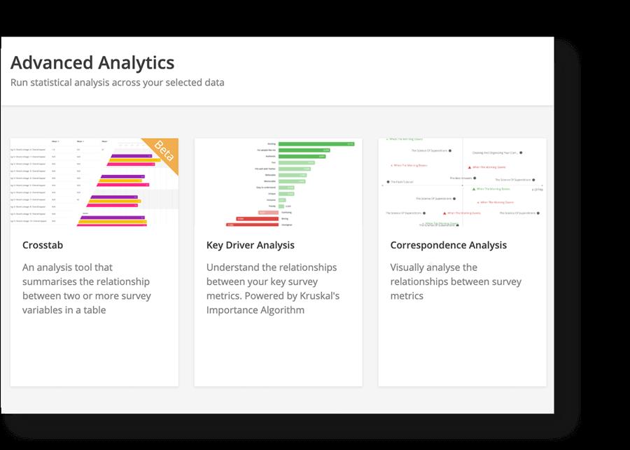DIY Survey Research Software -Zappi Screenshot