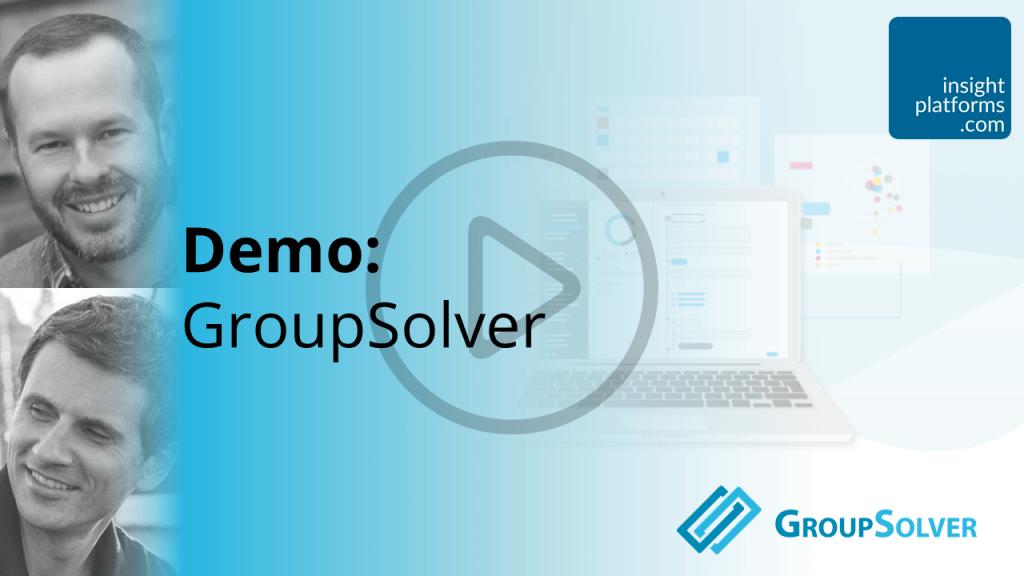 GroupSolver Demo Featured Image