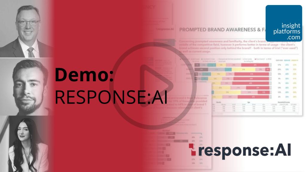 Response AI - Demo Featured Image - Insight Platforms