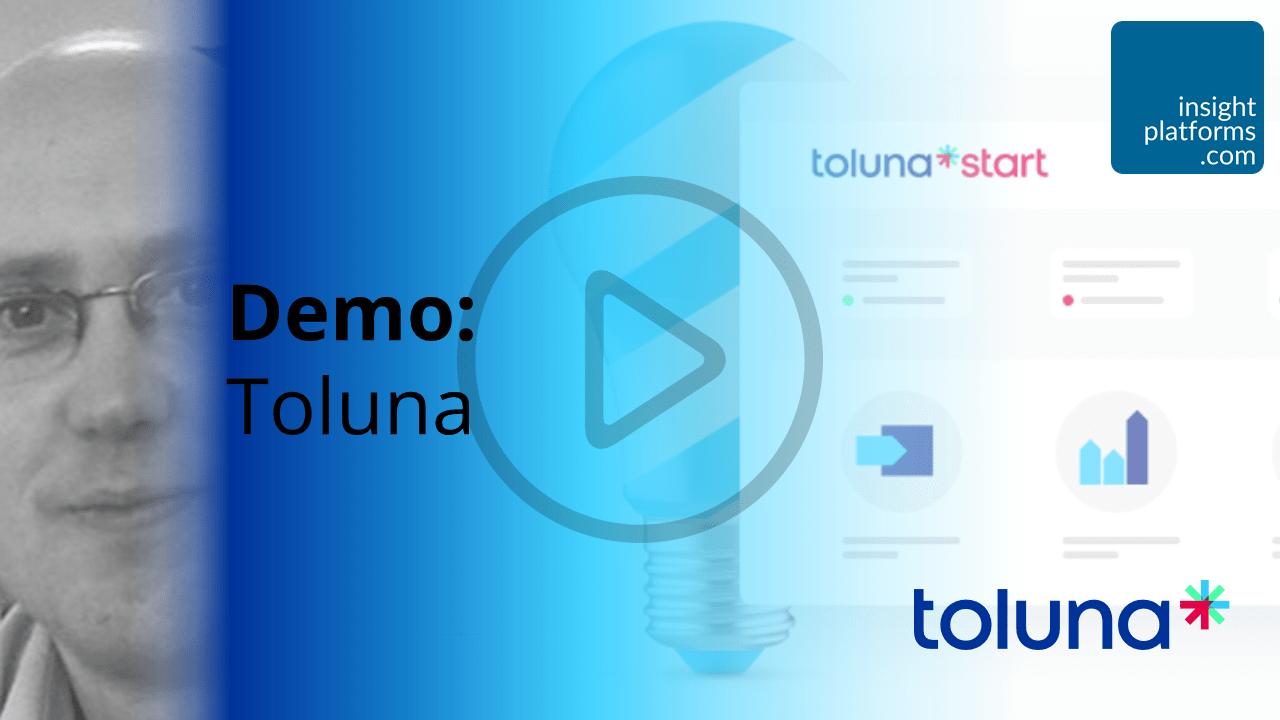 Toluna Start Demo Featured Image - Insight Platforms