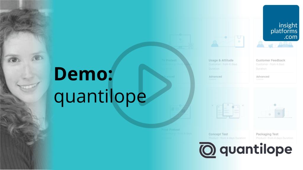 quantilope Demo Featured Image
